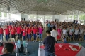 Confirmation and Oath Taking ng mga Brgy Population Workers ng Ika-22 ng Agosto na ginanap sa Iba Gymnasium