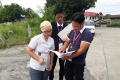 Final Inspection of 1.301 KM Local Access Road Local Road Upgrading in Barangay Amungan under the FY 2018 Assistance to Municipalities AM Project of Iba Zambales